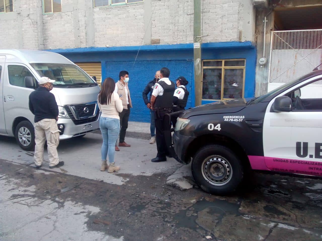 DIF de Totolac ofrece a poyo a dos personas reportadas como desaparecidas