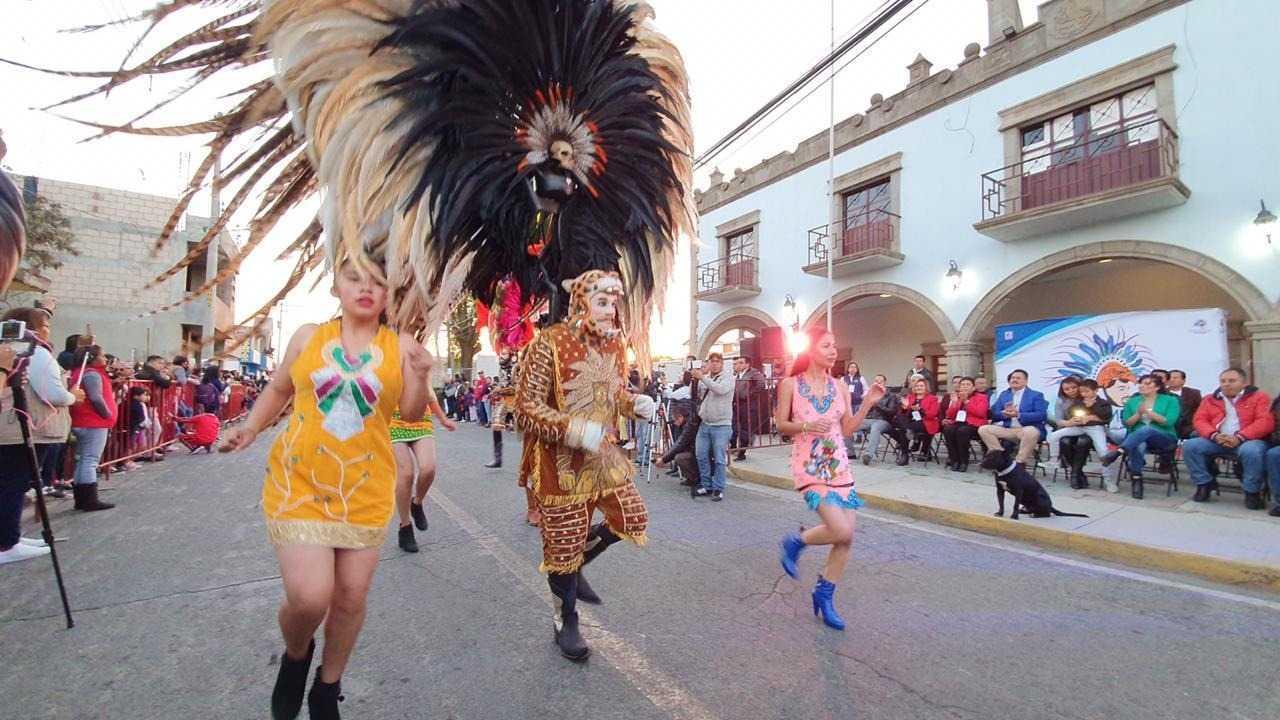 Informan a las camadas de Yauhquemehcan sobre la cancelación del carnaval