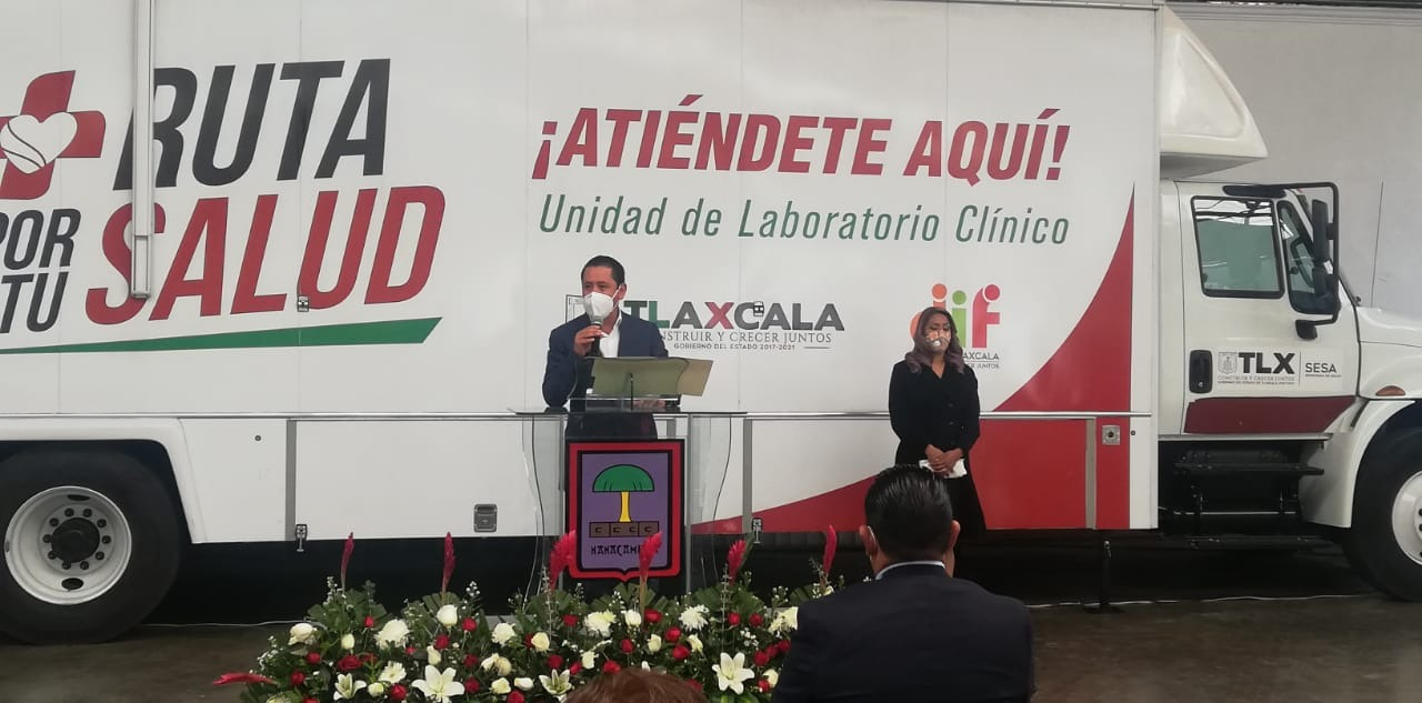 Ruta por tu Salud beneficia a pobladores de Nanacamilpa