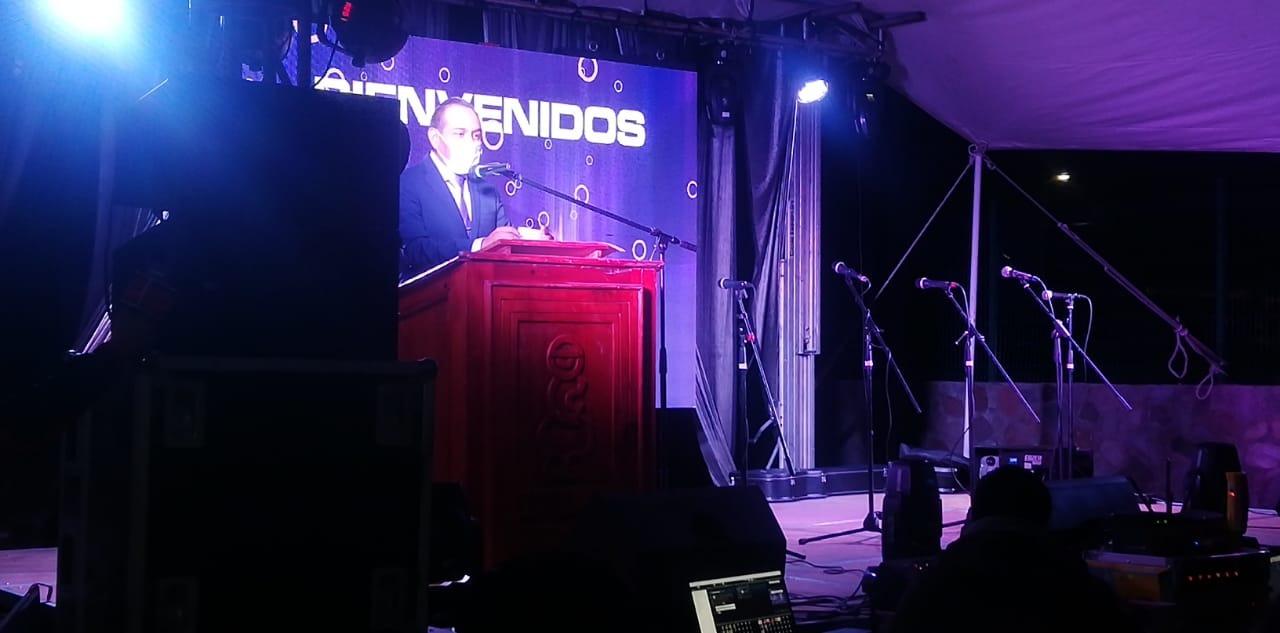 Caballero Yonca entrega la UBR y el nuevo DIF municipal de Ixtenco