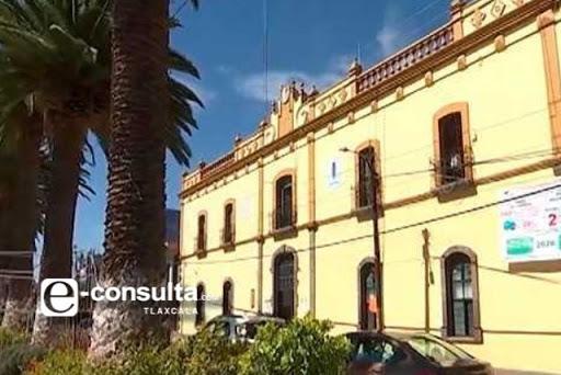 Vuelven a cerrar la presidencia municipal de Amaxac por el Covid
