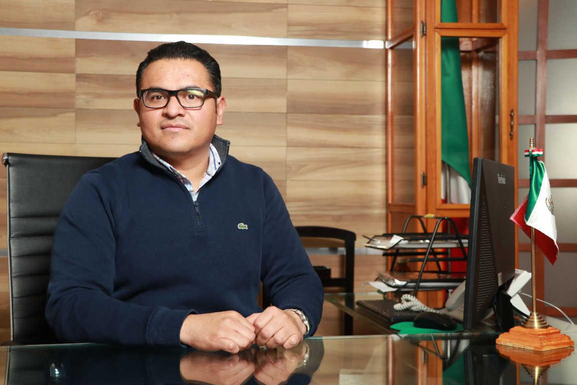 Gobierno de Apizaco dispersó aguinaldo al 100 por ciento a su base trabajadora