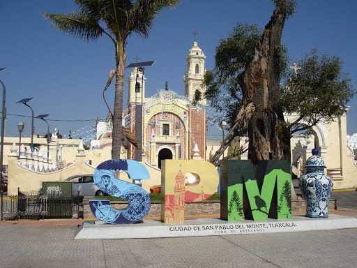Ordenan cerrar el tianguis de San Pablo del Monte por aumento de contagios