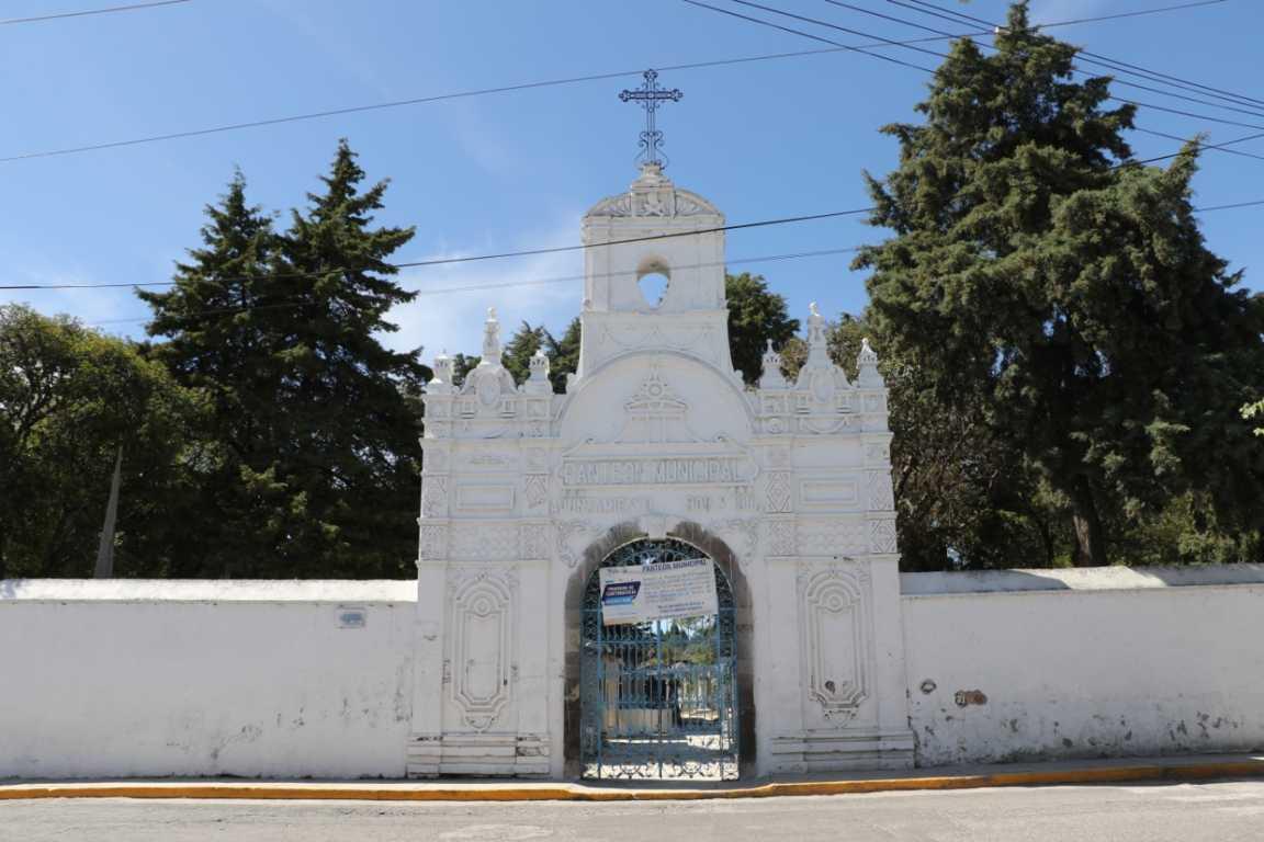Cabildo de Apizaco habilita 200 lotes en panteón municipal