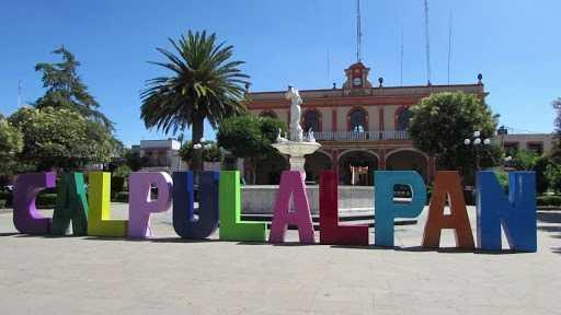 Calpulalpan es uno de los municipios más contagiados de Covid – 19