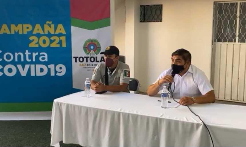 En Totolac reforzarán acciones para superar la emergencia sanitaria