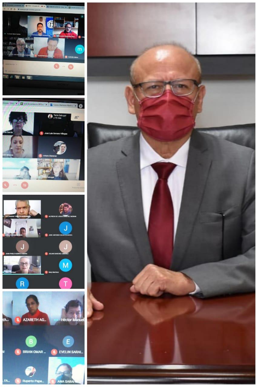 COBAT-TBC realiza la Jornada Académica Virtual 2021-A