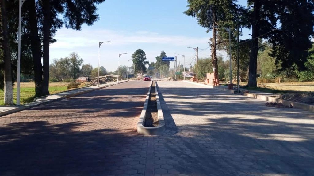 Con la obra carretera de San Gabriel se moderniza Ixtacuixtla