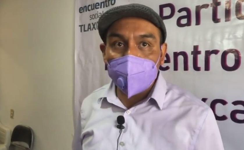 Miguel Ángel Caballero Yonca competirá por la diputación del distrito 10