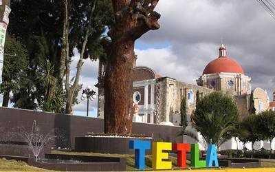 A días de iniciar el reclutamiento de empleo temporal en Tetla