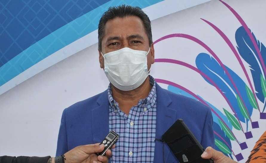 Francisco Villarreal informó que el Centro Cultural Ocotoxco se concluirá