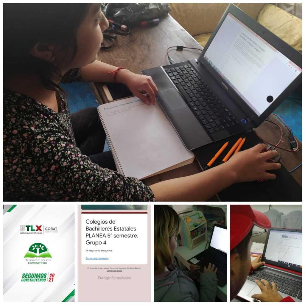 Aplica COBAT-TBC simulador interno de evaluación entre estudiantes
