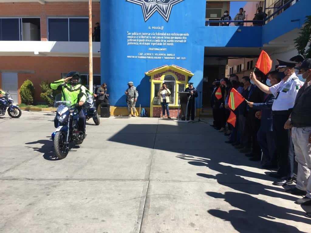 No me temblará la mano para sancionar a policías: Carlos Hernández, alcalde interino de Apizaco