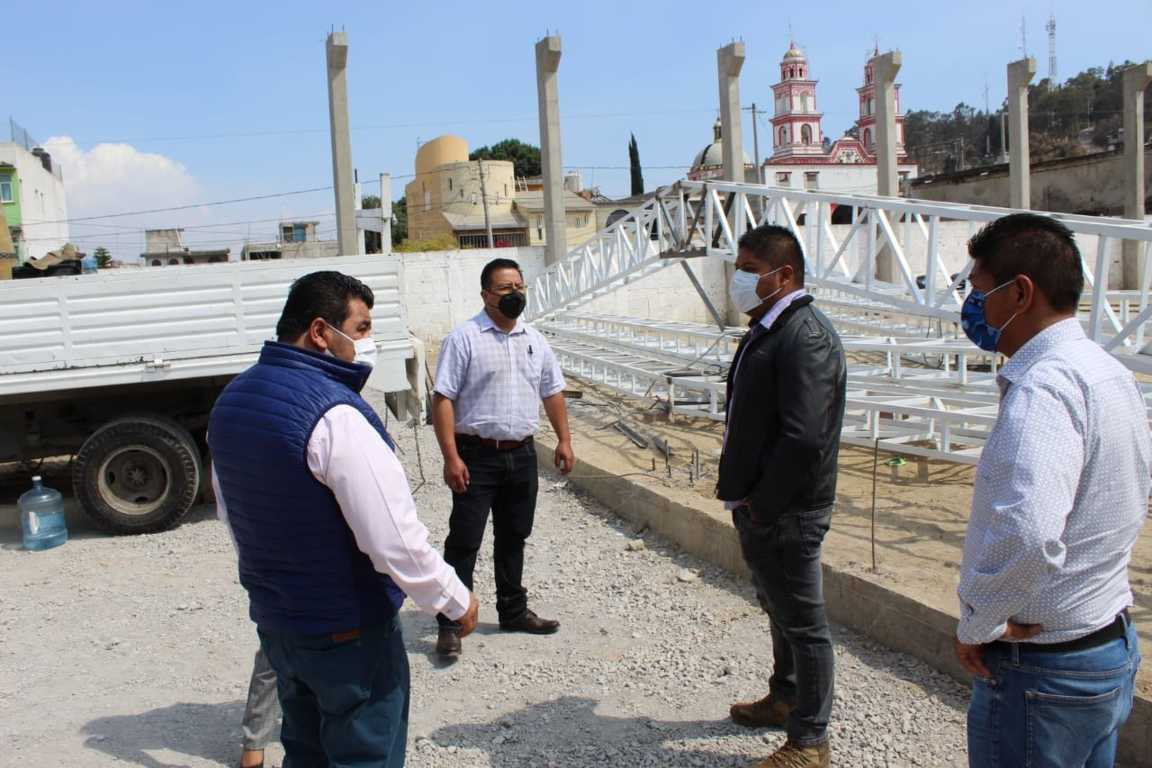 En 2020, Tepetitla de Lardizábal invirtió poco más de 13.3 mdp en obra pública
