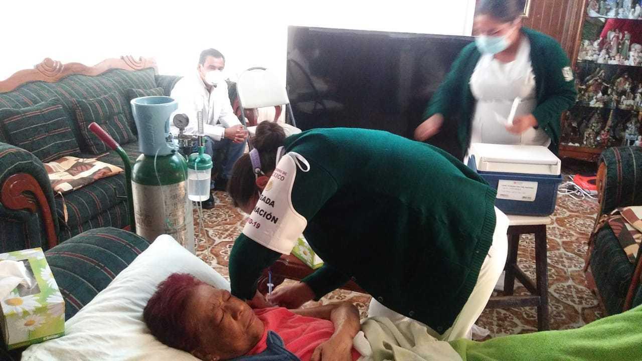 Concluyó con éxito vacunación en Tlaxcala Capital y tres municipios