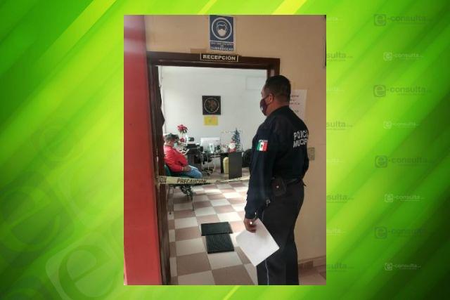 En Quilehtla se mantienen medidas preventivas contra el Covid – 19