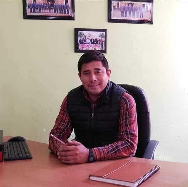 David Martínez es el nuevo presidente electo de Santa Cruz Tlaxcala