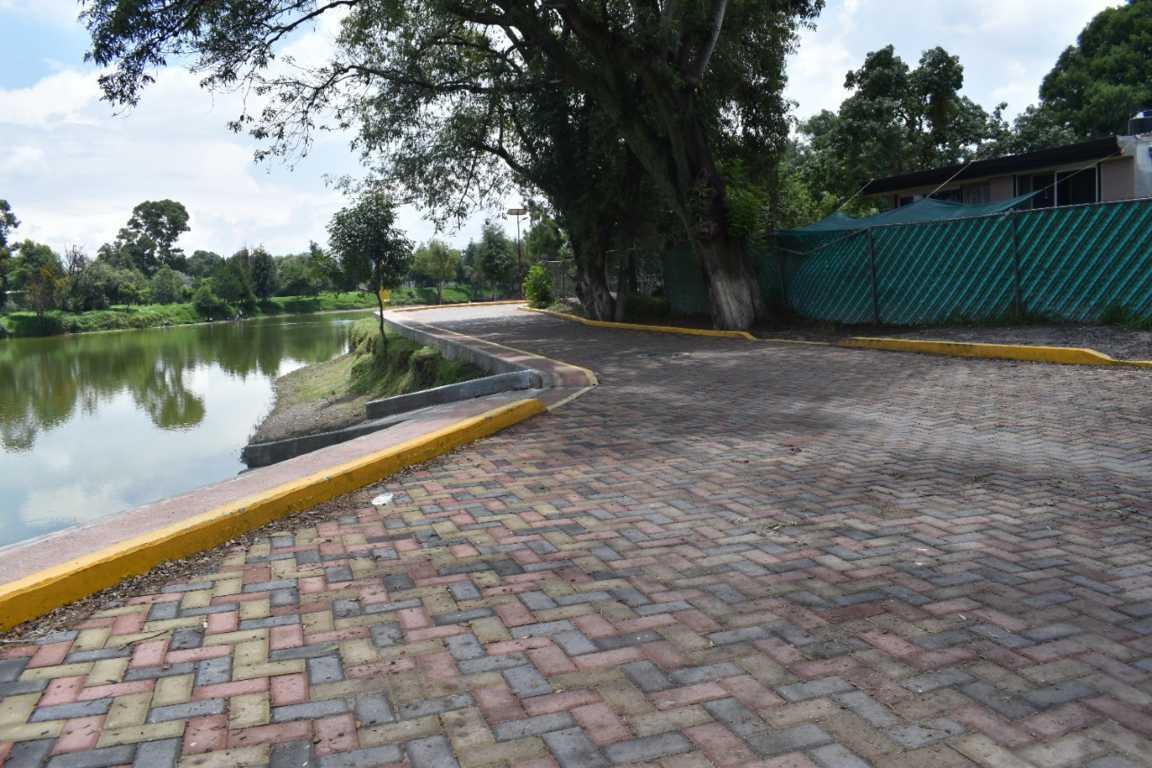 Histórico, ejecutan más de 35 Mdp en obra pública en Zacatelco durante 2021