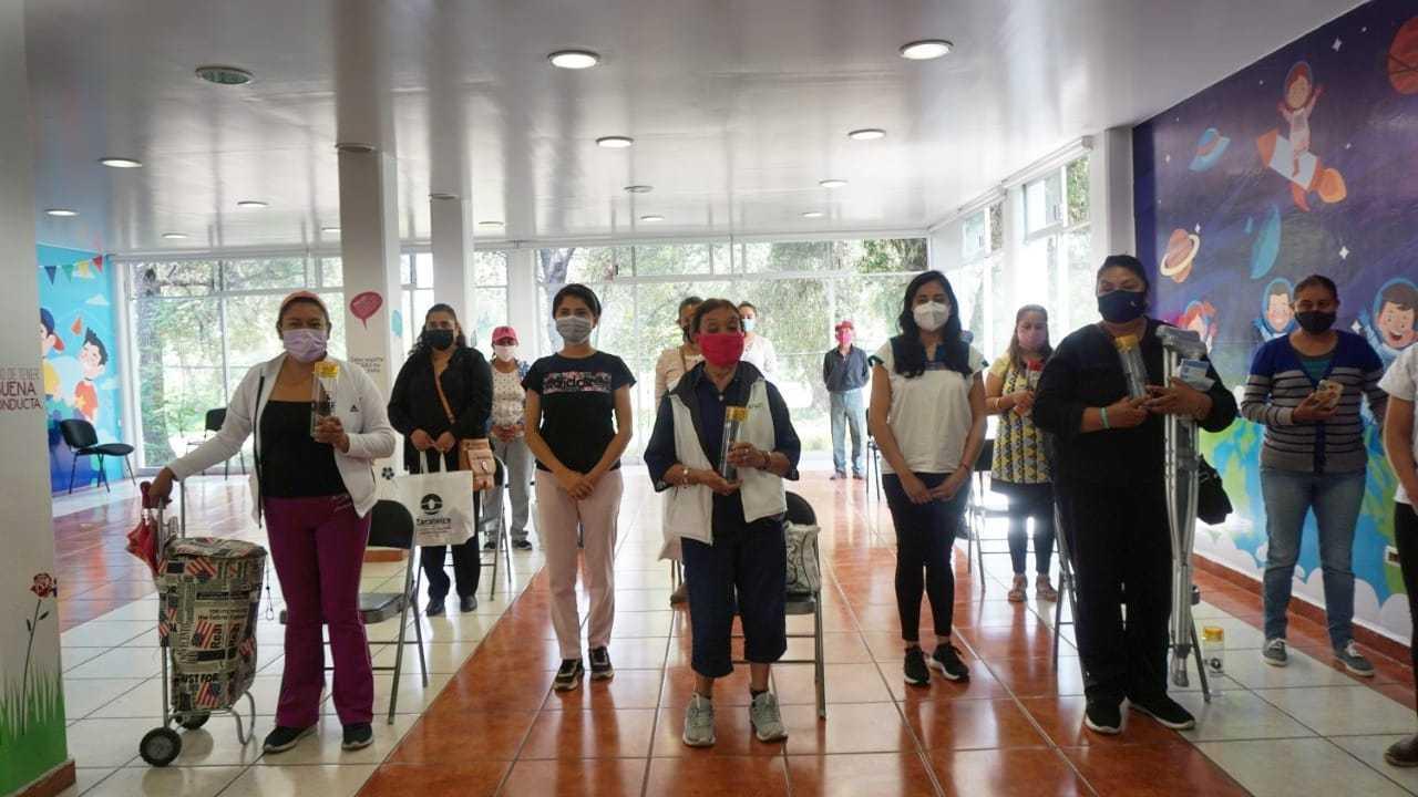 Destaca DIF Zacatelco por realizar diversas acciones en beneficio de la población