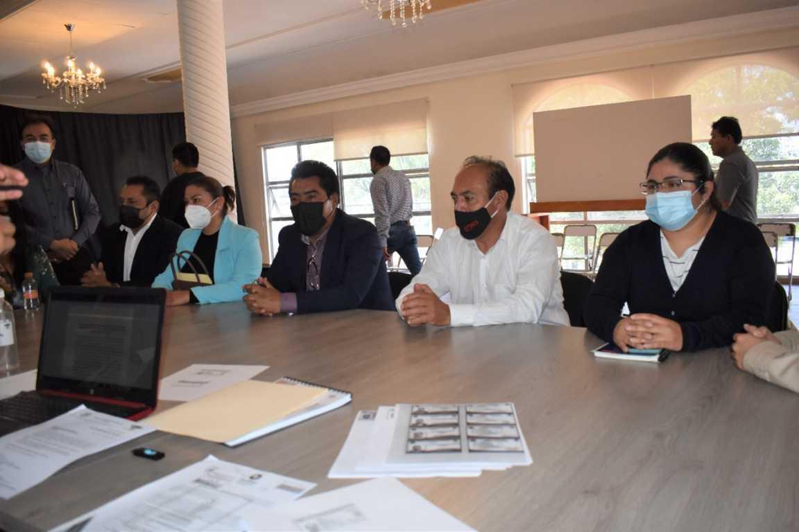 Inicia en Zacatelco proceso de entrega-recepción