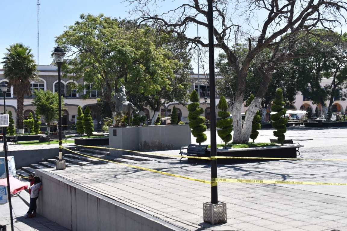 Refuerzan medidas sanitarias para prevenir contagios en Zacatelco