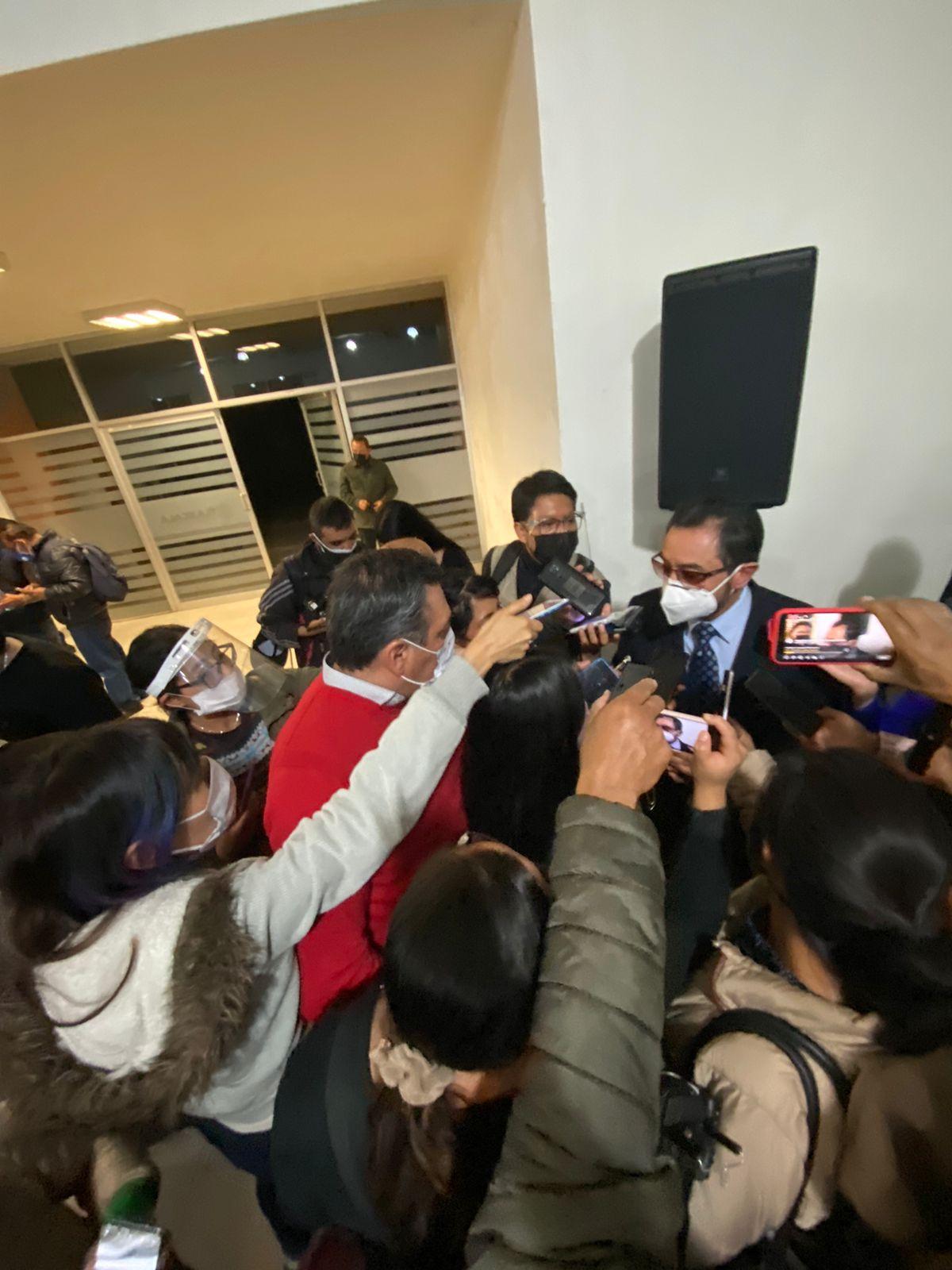 Trabajar por Tlaxcala, que sea la prioridad del gabinete entrante: Pepe Temoltzin