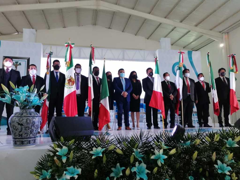 Raúl Tomás Juárez es el nuevo presidente municipal de San Pablo del Monte