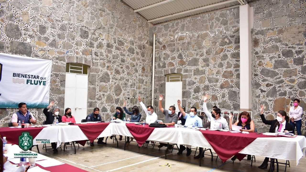Aprueba Cabildo de Yauhquemehcan campaña de condonación de deudas en impuestos