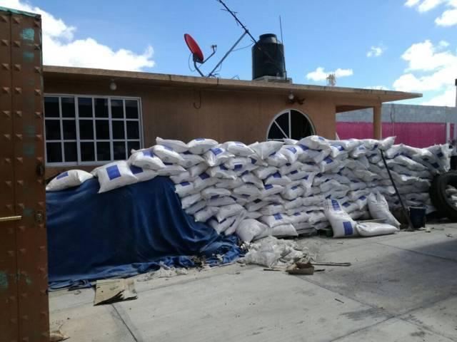 Recupera PGJE tractocamión con 22 toneladas de harina robada