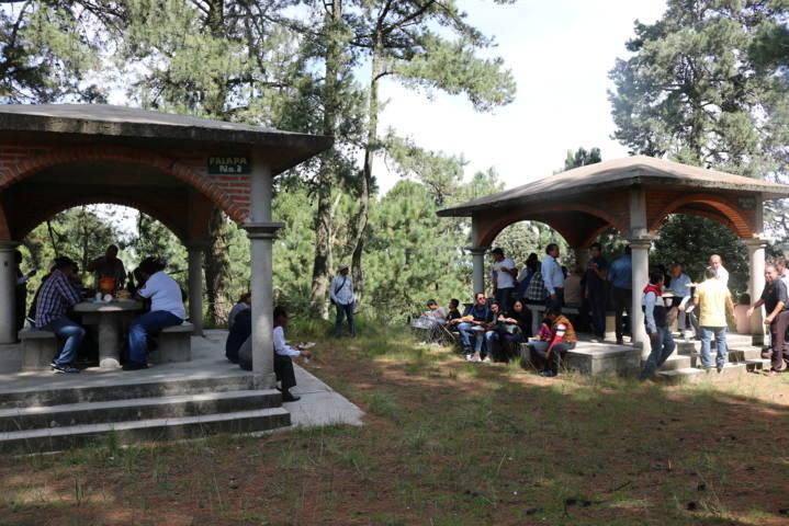 Chiautempan y el grullo celebran 52 años de hermandad