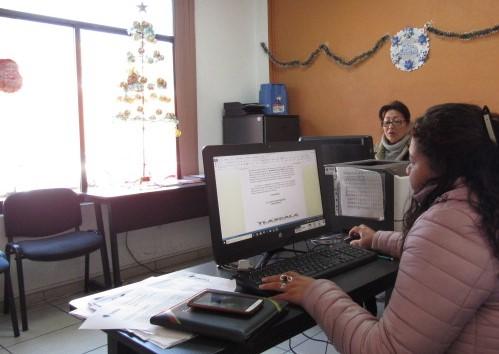 Atendió juzgado municipal de Tlaxcala a más de mil personas durante 2018