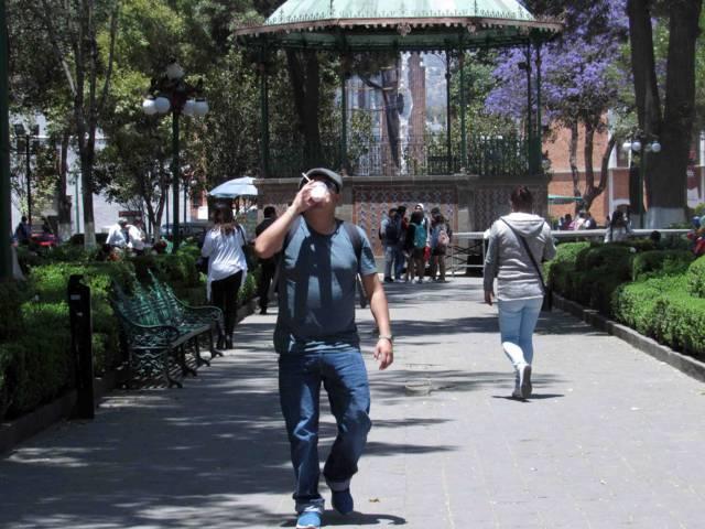 Emiten en la capital recomendaciones para la temporada de calor