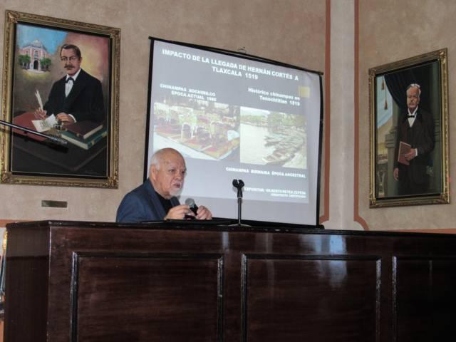 Disertan impacto social a 500 años de la llegada de españoles