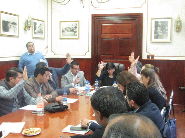 Cabildo de Tlaxcala integra Comisión para atender peticiones de Ocotlán