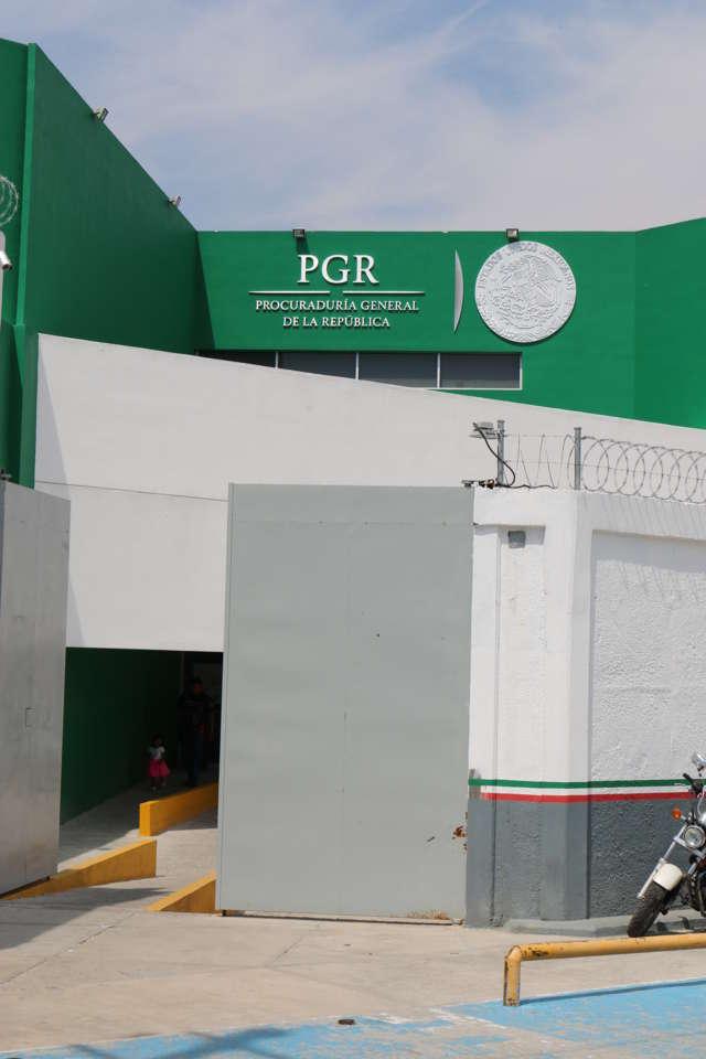 Captura PGR Tlaxcala a presunto sujeto que realizó detonaciones