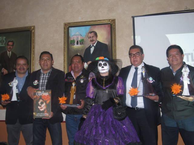 Realizará Tlaxcala el Festival de la Muerte 2017