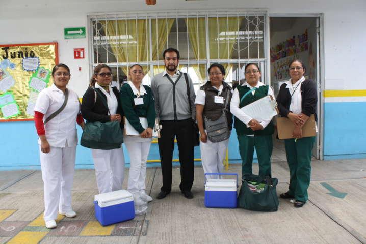 Finaliza segunda semana nacional de la salud