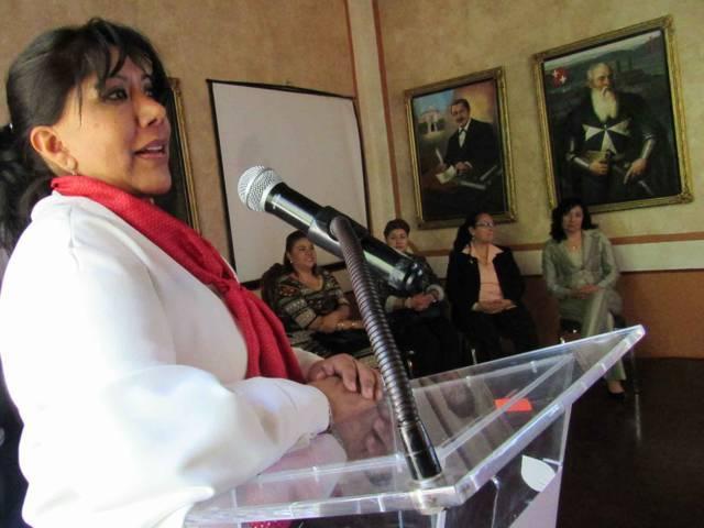Respetar dignidad de las mujeres, pide Anabell Ávalos