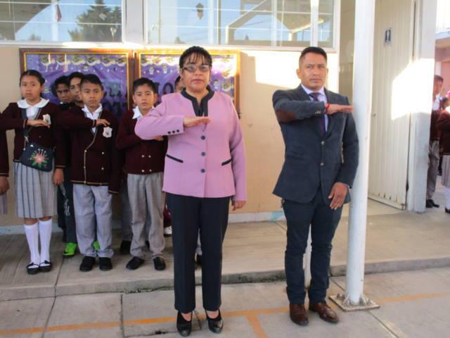 Pérez Rojas encabeza inicio de ciclo escolar 2017-2018