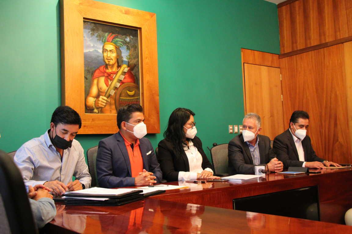 Congreso e INEGI colaborarán conjuntamente para resolver límites territoriales entre municipios