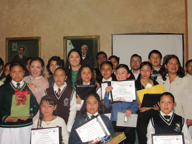 Eligen a Jehú Jassiel como niño difusor del municipio de Tlaxcala
