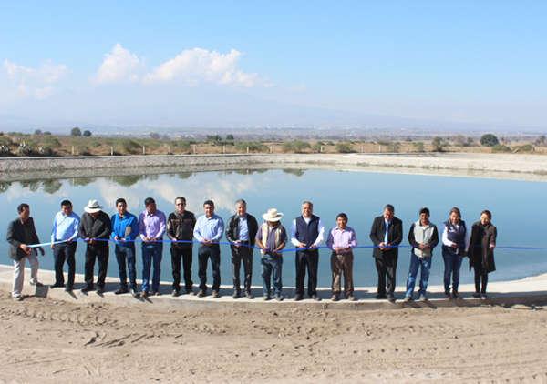 Ayto. De Huamantla rehabilita planta tratadora de aguas en Xicoténcatl