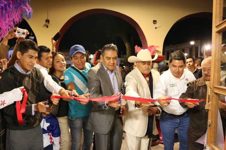 Alcalde conmemora medio siglo de la camada Chiautempan
