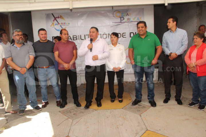 Alcalde pone en marcha rehabilitación del SMDIF tras 20 años de servicio