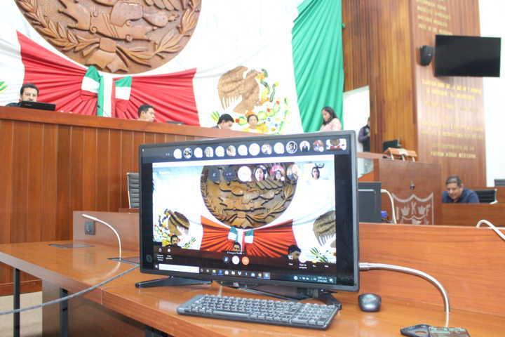En sesión On Line aprueban minuta de reforma constitucional en materia de bienestar