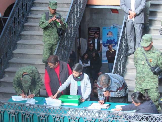 Brinda Zona Militar nuevo plazo a jóvenes capitalinos para entregar Cartilla Militar