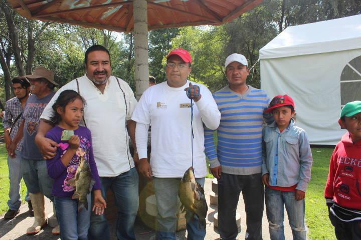 El 2do torneo de Pesca deportiva fue un éxito: Badillo Jaramillo
