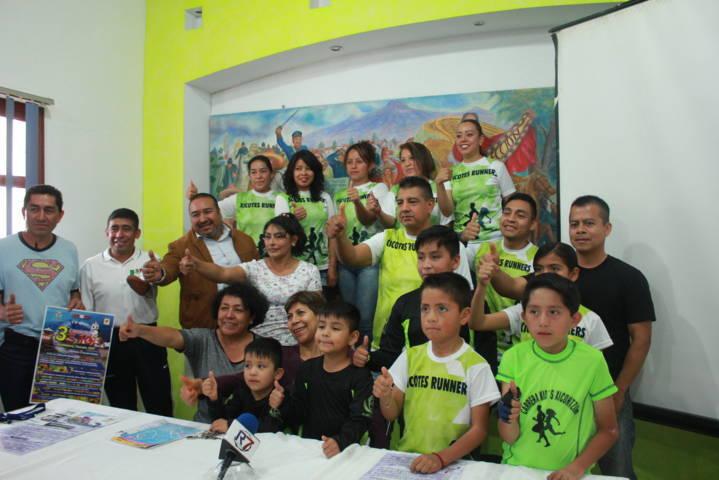 Alcalde alista 3era carrera atlética de 5 y 10 KM para el 3 de septiembre