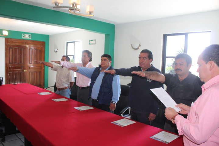 Cambios en los mandos policiacos se fortalece la seguridad: alcalde