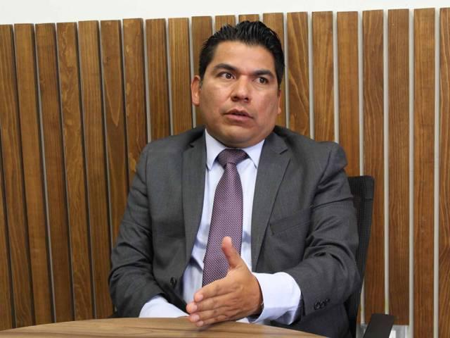 No era procedente el veto a la Ley de Ecología sostiene Garrido Cruz